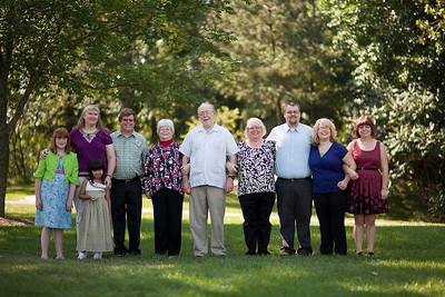 Powell Family