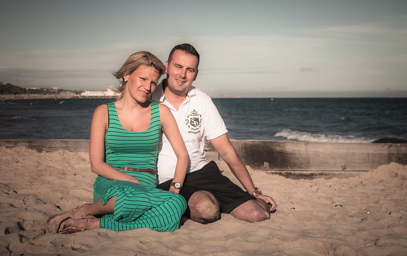 Gregg & Sarah's Pre-Shoot  28
