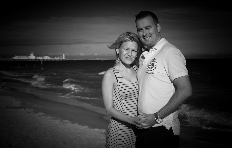 Gregg & Sarah's Pre-Shoot  04