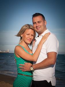 Gregg & Sarah's Pre-Shoot