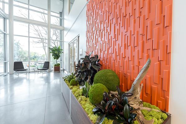 HPI Riata Corporate Park Bldg 4 Interiors (January 2015)