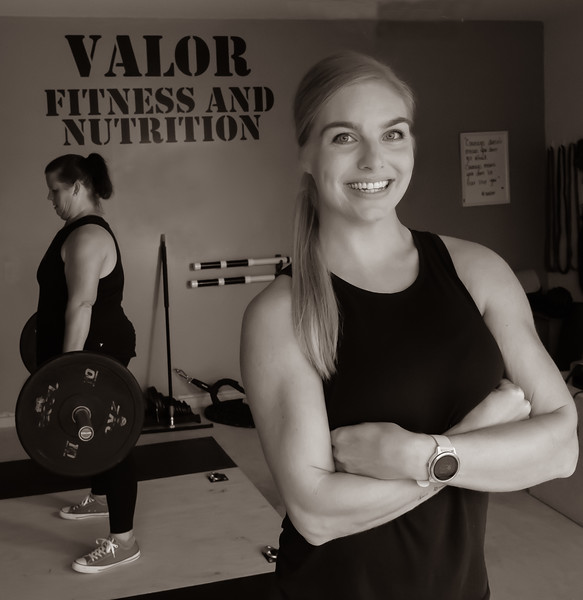 Valor Fitness and Nutrition 1-