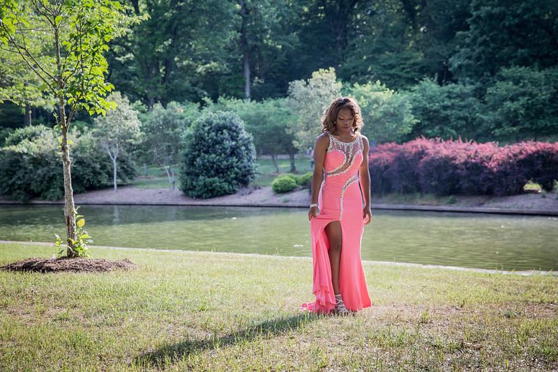 Daisha & Friends Prom 2015-43