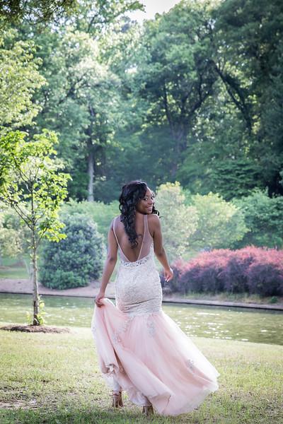 Daisha & Friends Prom 2015-24