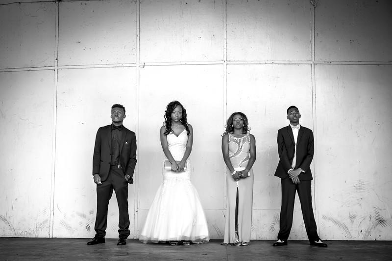Daisha & Friends Prom 2015-47