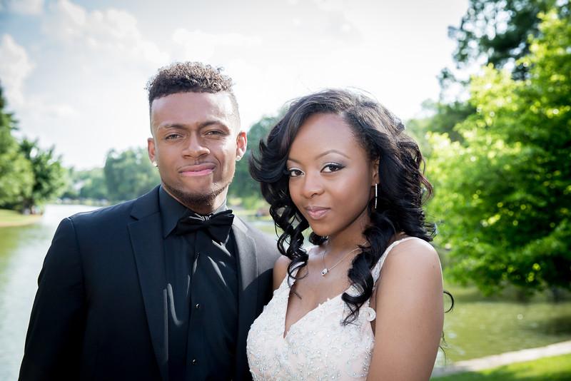 Daisha & Friends Prom 2015-2