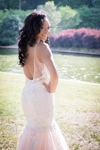 Daisha & Friends Prom 2015-26