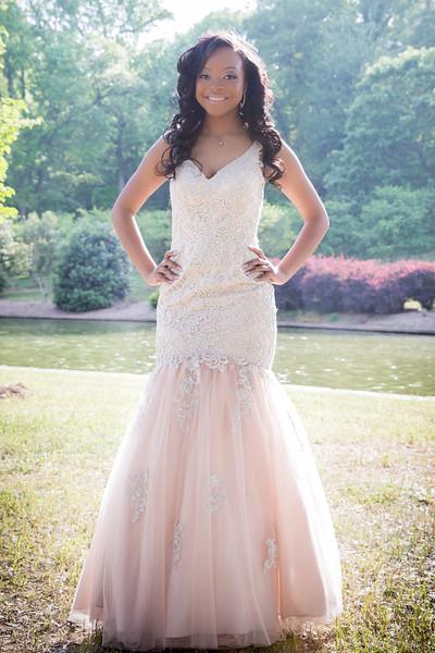 Daisha & Friends Prom 2015-29
