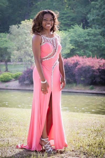 Daisha & Friends Prom 2015-35