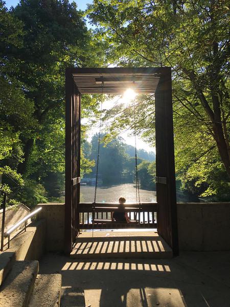 02-Lake-Anne-canal-swing-02-Charlotte-Geary