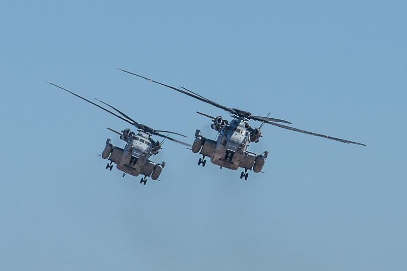 Marine Air-Ground Task Force Demo (MAGTF)