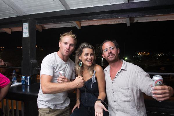 Clay Knight, Emma Jimenez and David Nathan.