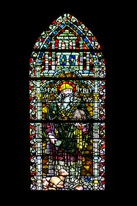 South Transept Window: St. Patrick