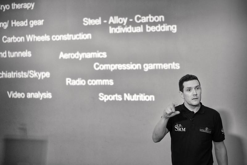 James McCallum keynote (B&W)