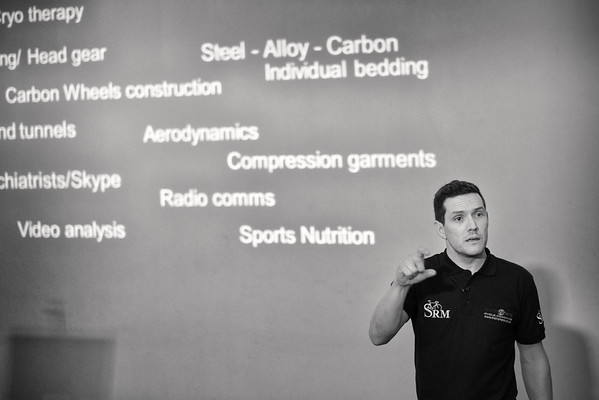 James McCallum keynote (B&W)