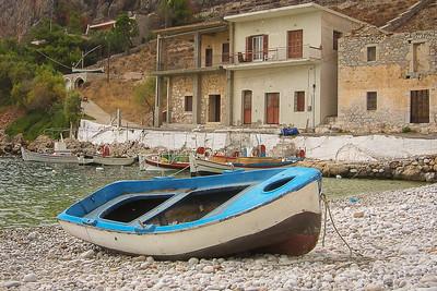 Fishing Village - Greece