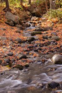 Melrose waterfall