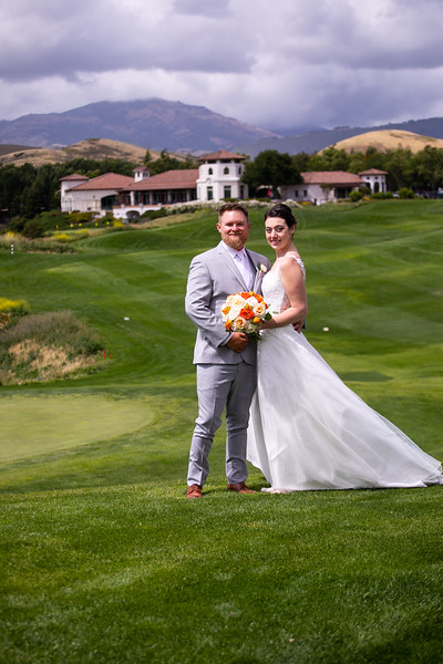 Rachel & Michael / Bridges golf club