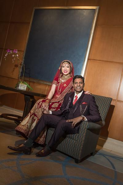 Raibhav & Amrya / Four Seasons Hotel SF