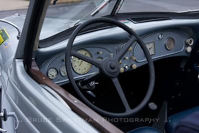 1938 BMW 320