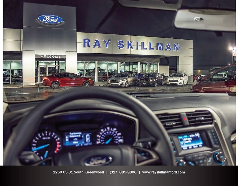 "Ray Skillman Ford Magazine ad on back cover of ""South"" Magazine - March 2013"