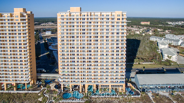 Splash Condominiums - Panama City Beach Real Estate Photographer