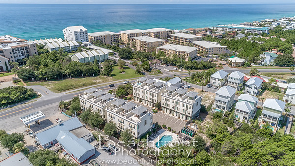 Aerial Real Estate Photography on on 30A