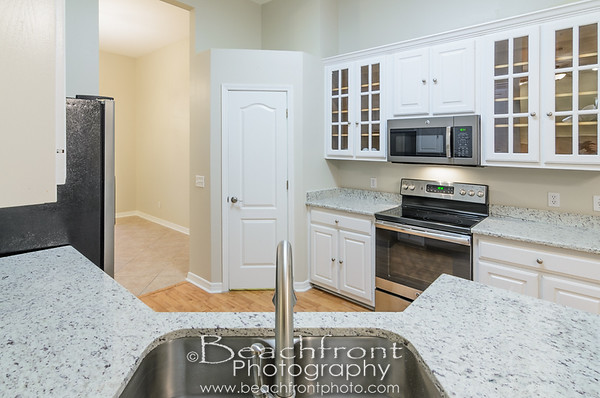 Interior Photography of a home with a view in Destin, FL.  Beachfront Photography | Destin Real Estate Photographers.
