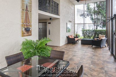 Interior Photography of a Condo in Fort Walton Beach, FL.  Beachfront Photography | Fort Walton Beach Real Estate Photographers.