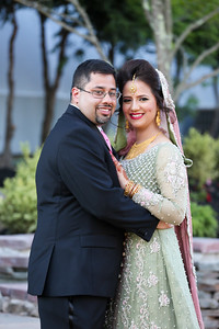 Reception Taiba and Belal