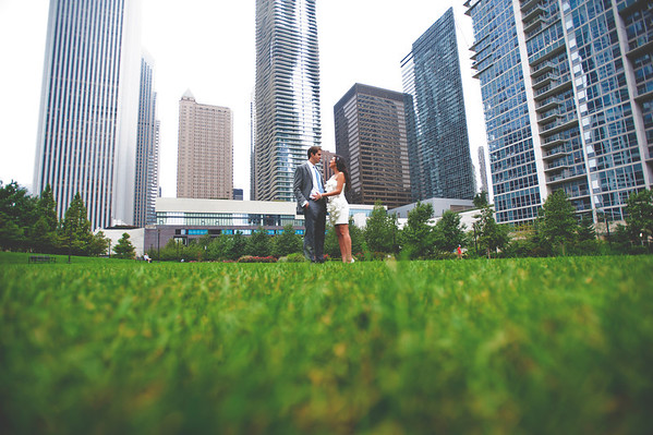 Renee + Tom: {Hitched}!