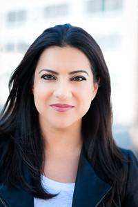 Reshma Saujani by Adrian Kinloch