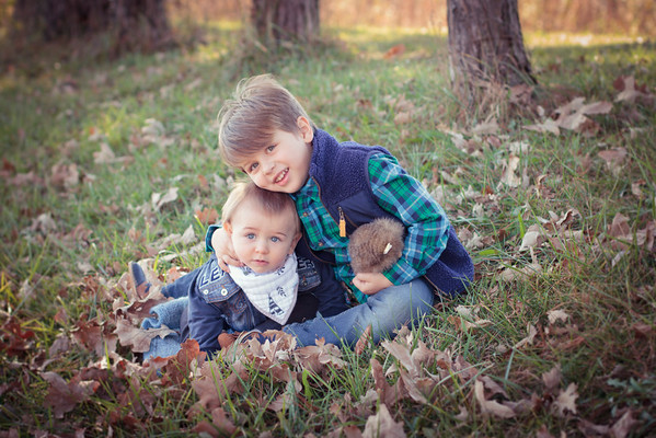 : C H I L D R E N : Rhett and Luke : Summer and Fall
