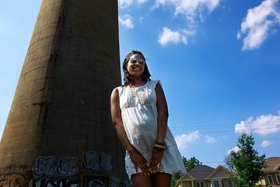 Nedra. June 13, 2010. ©2010 Joanne Milne Sosangelis. All rights reseved.