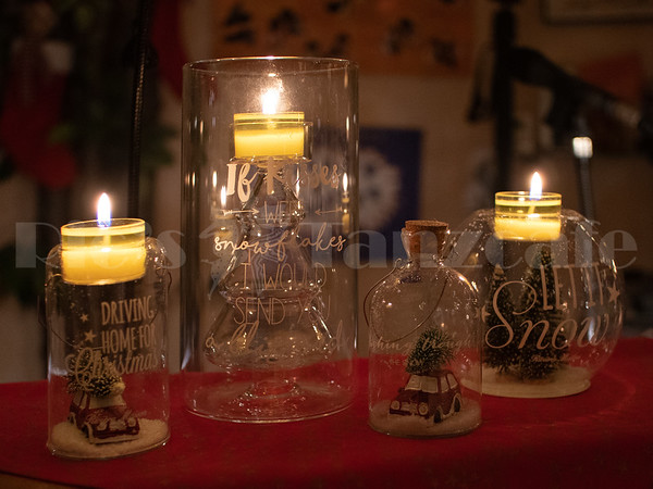 Weihnachtsstimmung | les boogies de Noël | X-mas candles