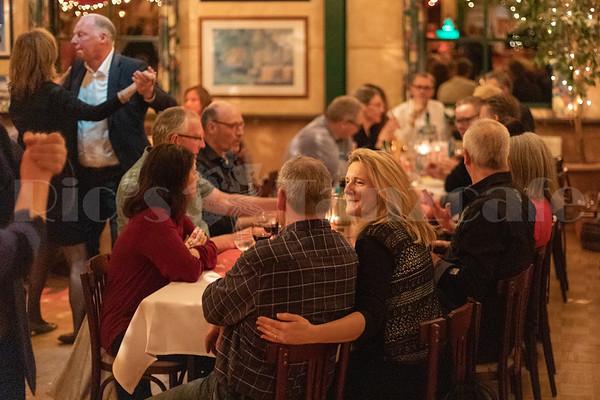 Nikolaus-Party - Freitag, 6. Dez. 2019