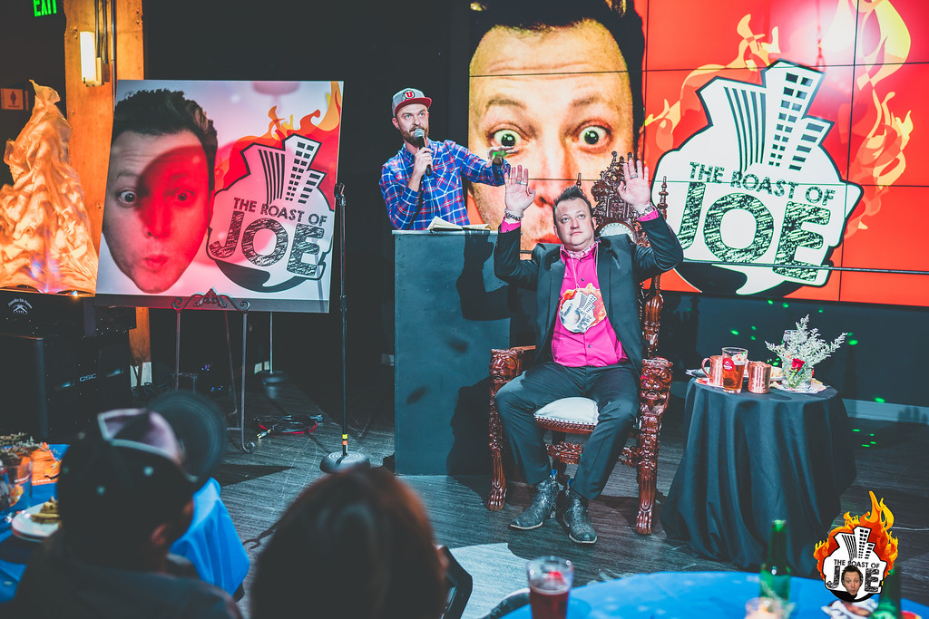 The Roast Of Joe, 19 Feb 2016 by @ballenmedia
