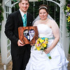 Robin and Josh at Avon Gardens : Wedding and reception at Avon Gardens