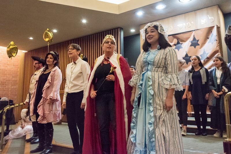 Rodef Sholom Purim 2018 --19