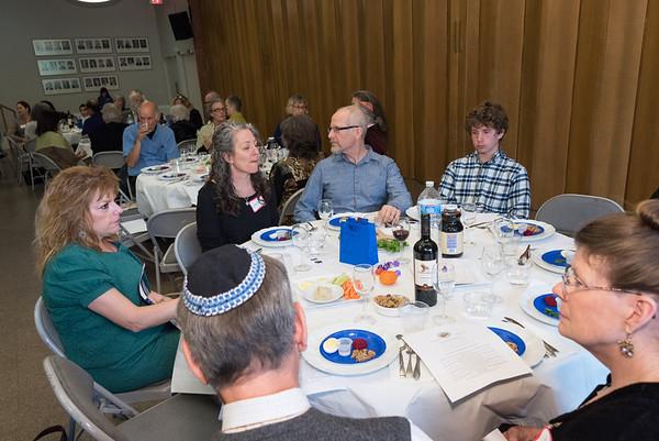 Rodef Sholom Community Seder-1687