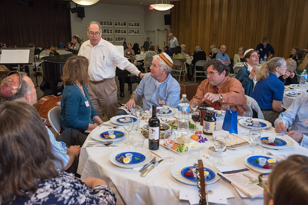 Rodef Sholom Community Seder-1685