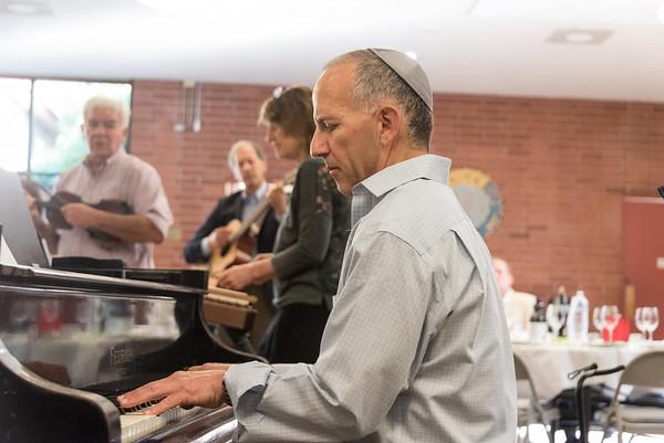 Rodef Community Seder-5984