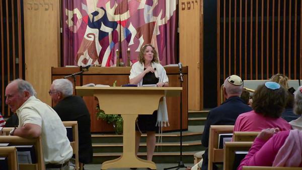 Rodef Sholom Shabbat Evening Service-5484