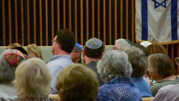 Rodef Sholom Shabbat Evening Service-5487