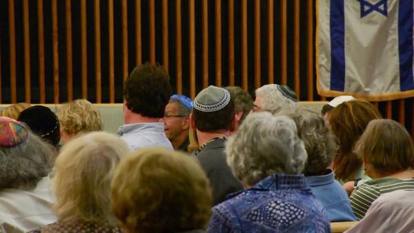 Rodef Sholom Shabbat Evening Service-5485