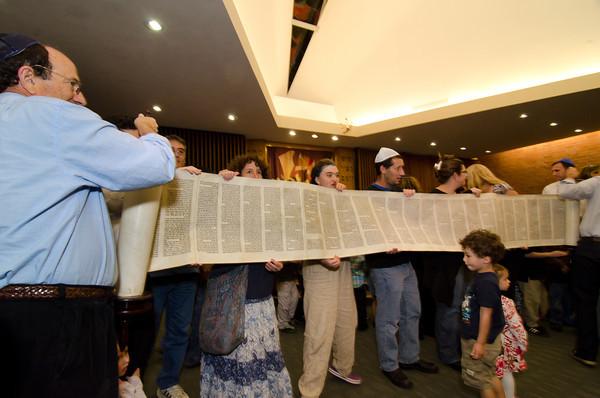 Rodef Sholom Simchat Torah-6425