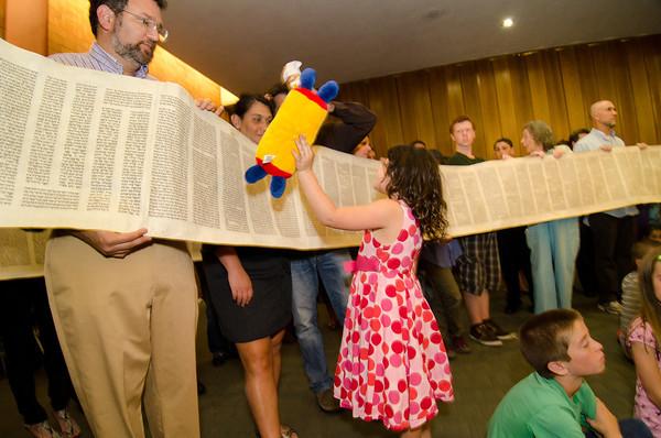 Rodef Sholom Simchat Torah-6469