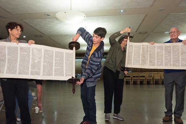 Simchat Torah 2016 7174