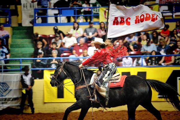 Lubbock Rodeo 2012