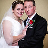 Roxanne & Chuck : Wedding and reception at the Hilton Indianapolis North